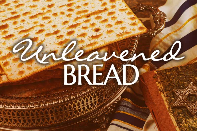 Unleavened Bread Title