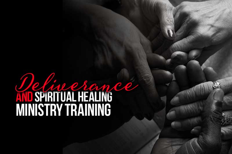 Deliverance Healing Training Title