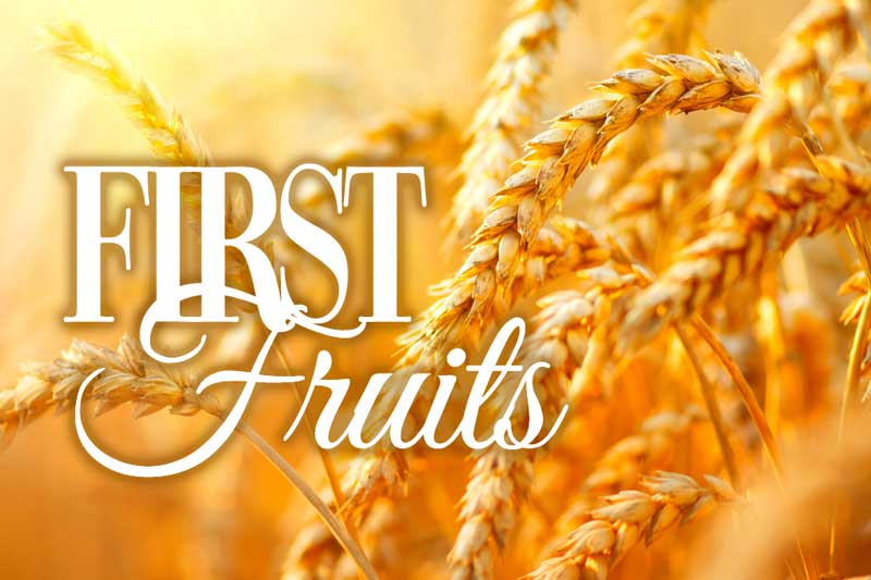 First Fruits Title